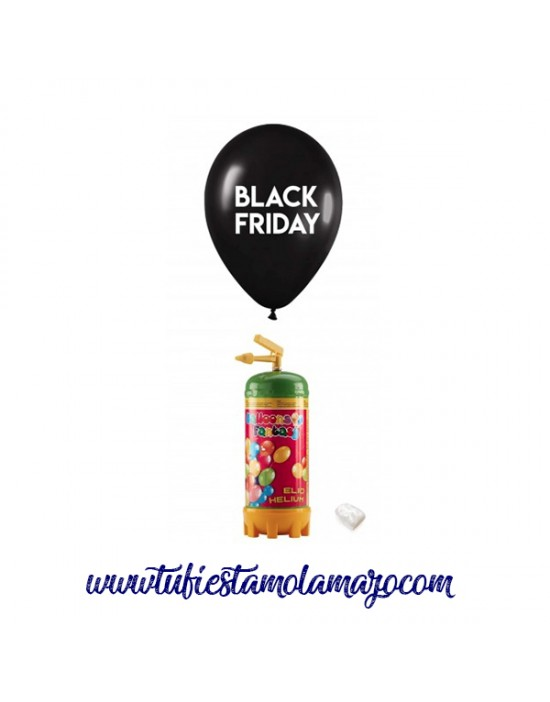 8 Globos Black Friday Latex...