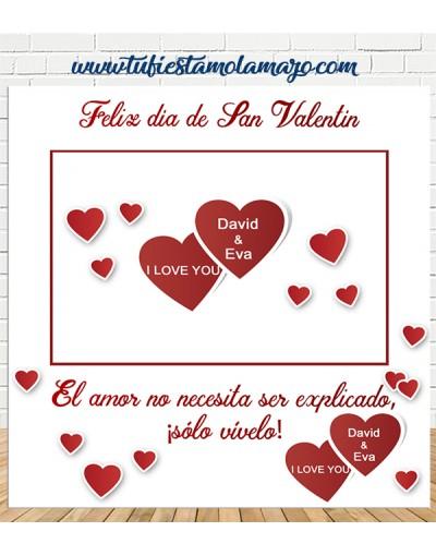 Photocall San Valentín