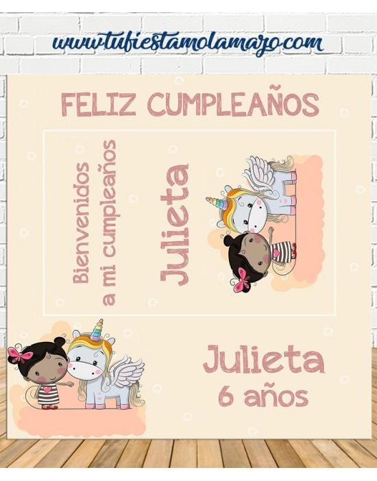 Photocall Cumpleaños