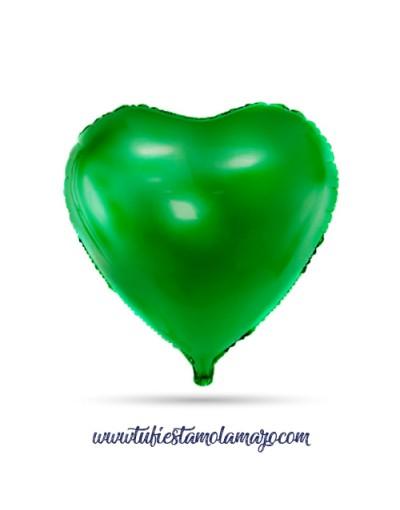 Globo corazón