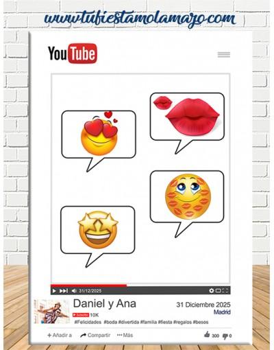 Photocall Youtube