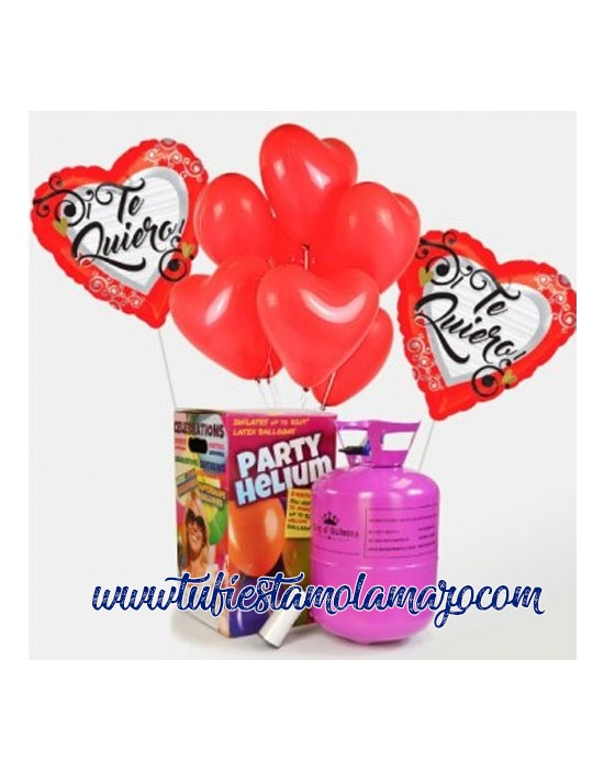 Helio San Valentin Rojo