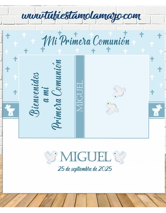 Photocall Comunión