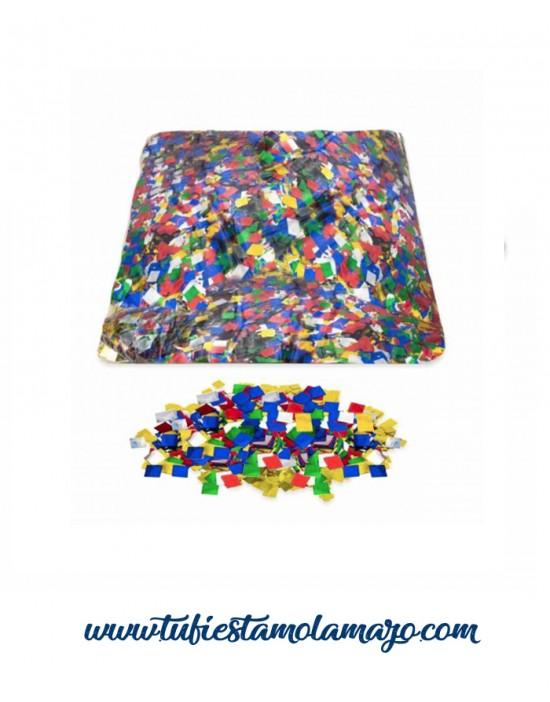 Confeti Cuadrado