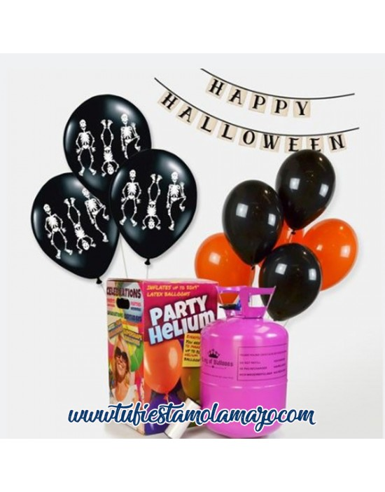 Halloween globos