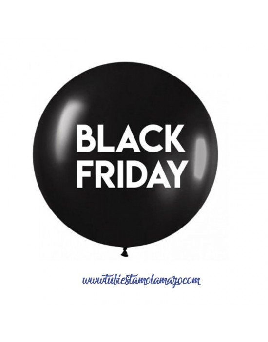 Globo Black Friday