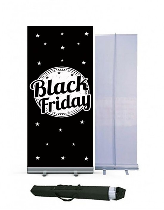 Photocall Roll Up Black Friday