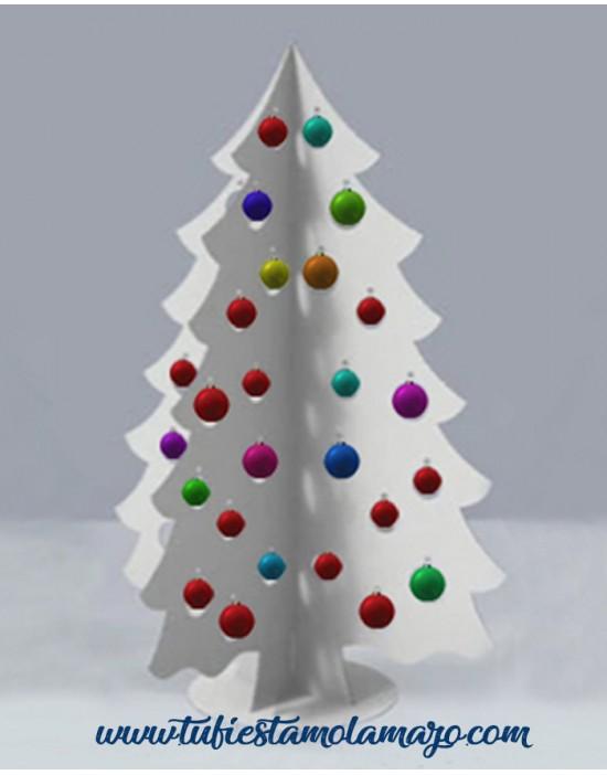 Árbol de navidad 150x110cm