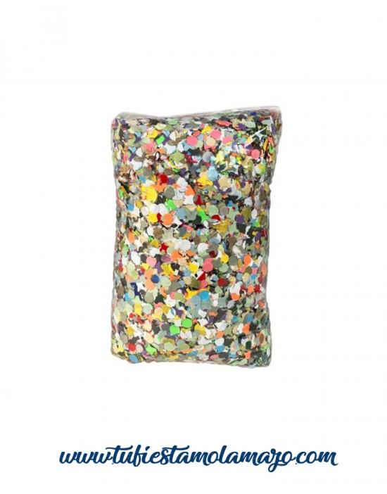 Confeti Clásico Multicolor