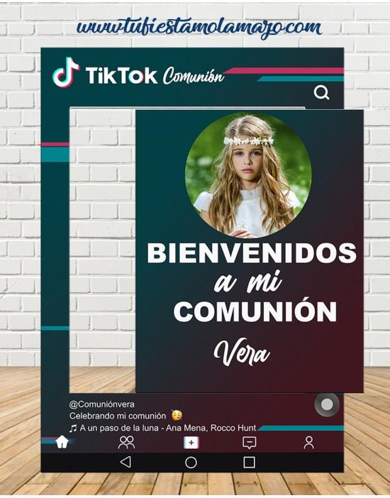 TikTok Comunión