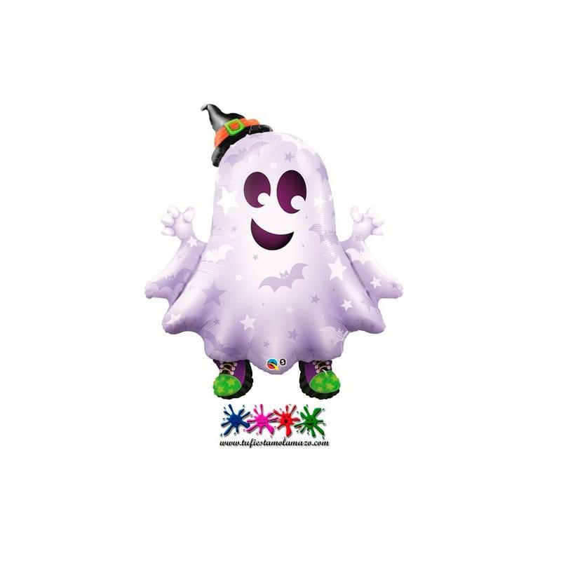 Globo fantasma de Halloween