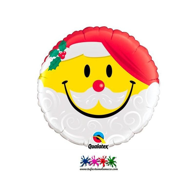 Globo Foil Papa Noel Navidad