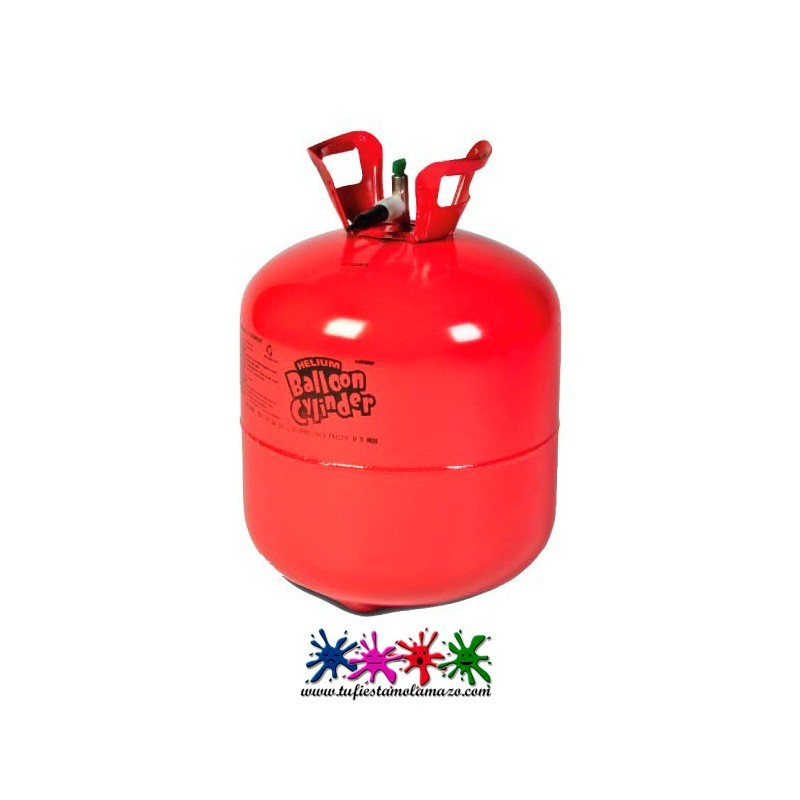 Botella de Helio Grande