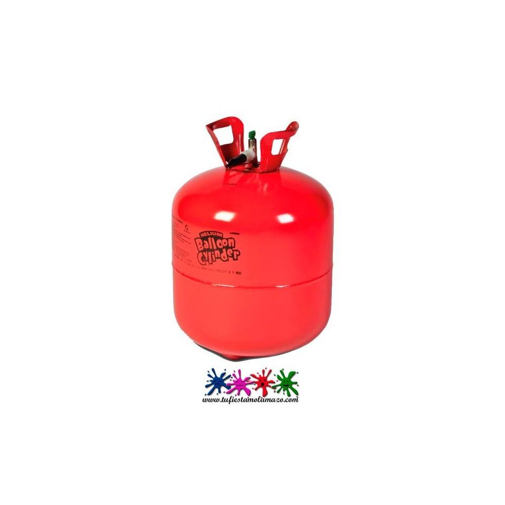 Helio para fiestas eventos y cumplea os tu fiesta mola mazo - Botella de helio barata ...