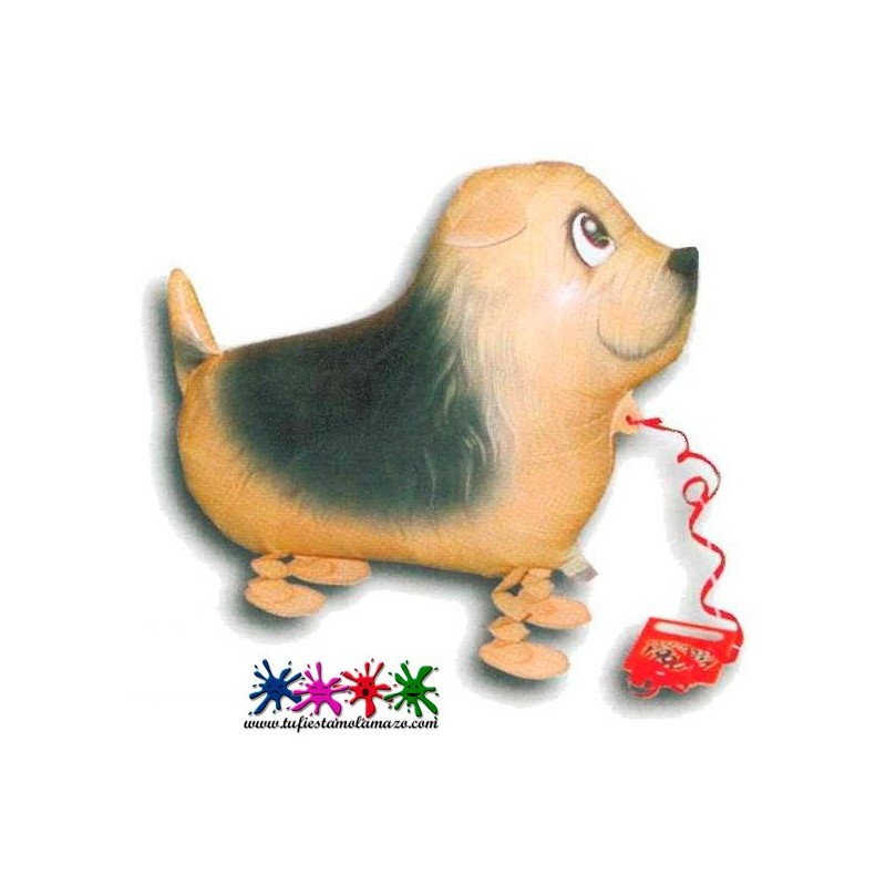 Globos de foil andadores Terrier