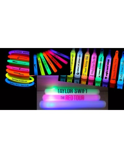 Personalización de productos luminosos de led