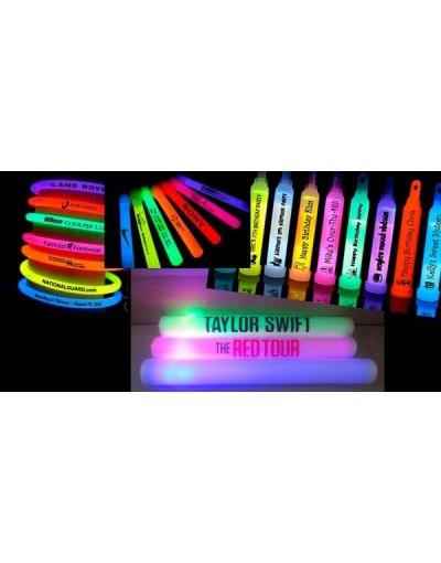 Personalización de productos luminosos de led