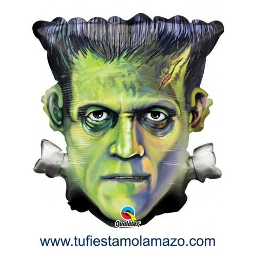 Globo foil de Frankenstein 64 cm.