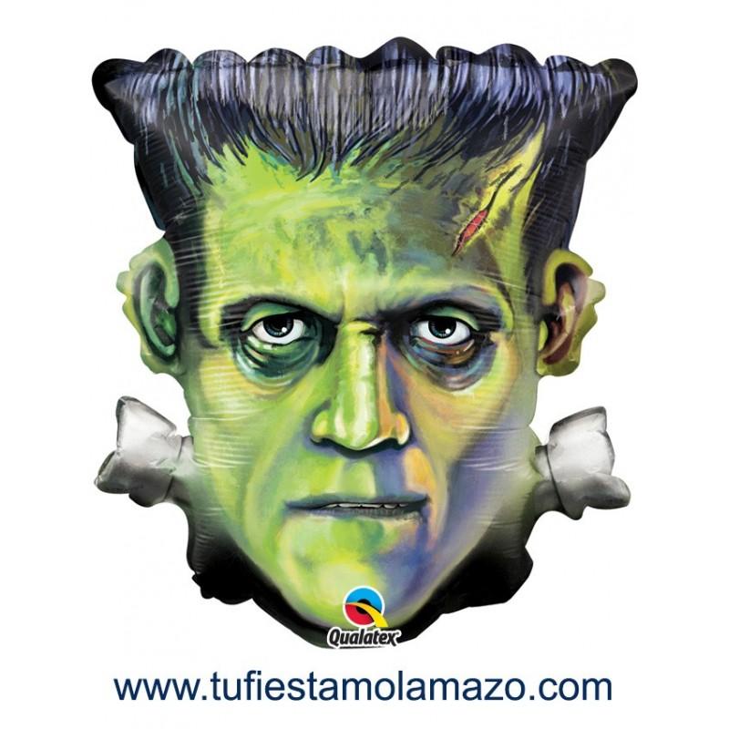 Globo foil Frankenstein para Halloween
