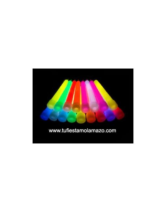 Barras luminosas de LED colores variados