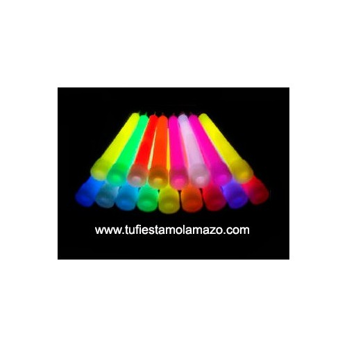 Barras luminosas de LED colores variados