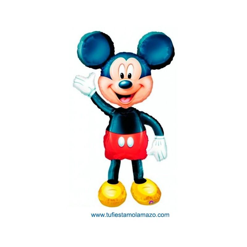 1 x Globo de foil de MickeyMouse 132 cm.