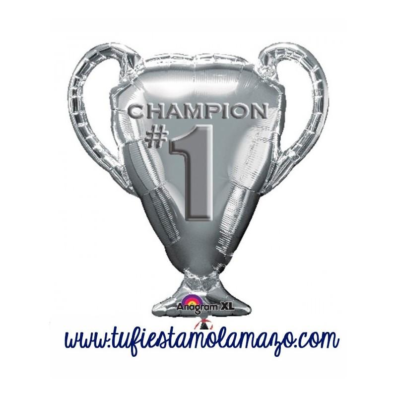 Trofeo de champios, orejona
