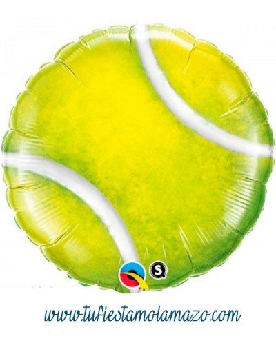 1  x Globo de foil con forma pelota golf 45cm