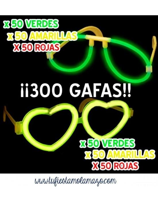 Pack de Semáforo con Gafas