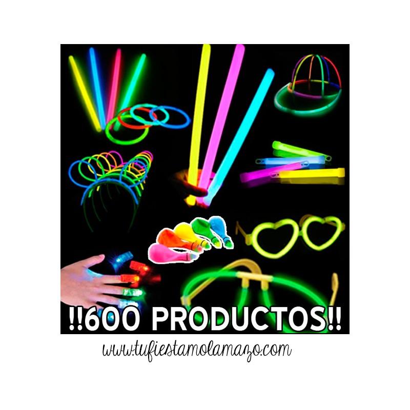 Luminosos fluorescentes