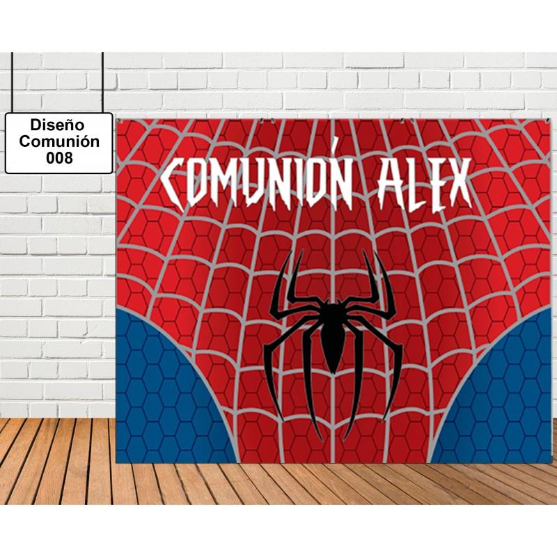 Diseño Spiderman