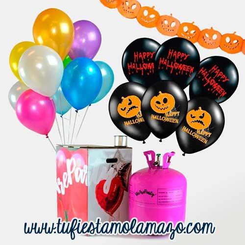 Pack helio happy halloween