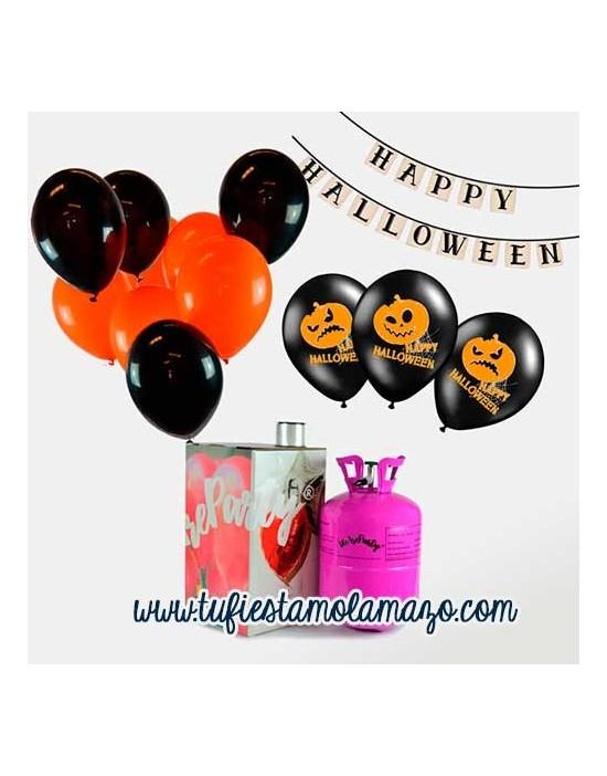 Pack Halloween Mini Naranja y Negro