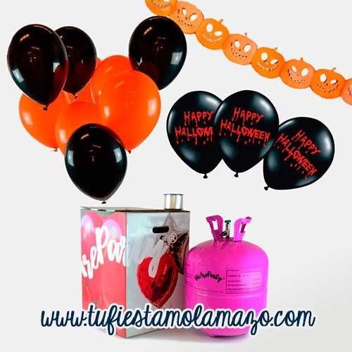 Pack Halloween Max Negro y Naranja
