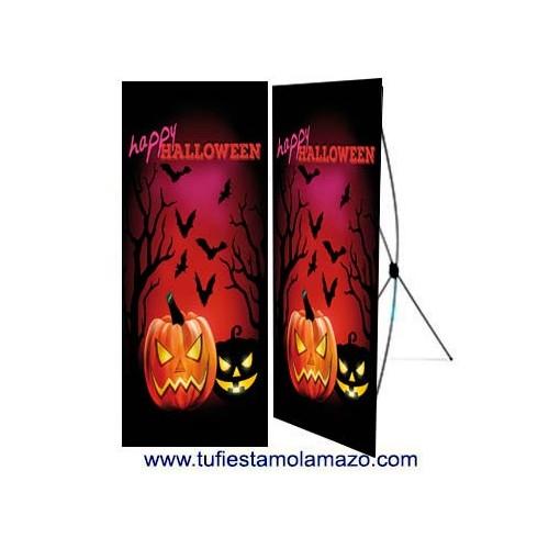 Photocall Halloween 2 de 80 x 200 cm
