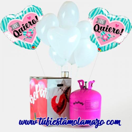 Pack San Valentin Te Quiero Blanco