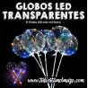 Globos luminosos LED Colores