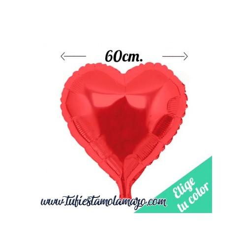 Globo Foil DECO Corazon 60cm