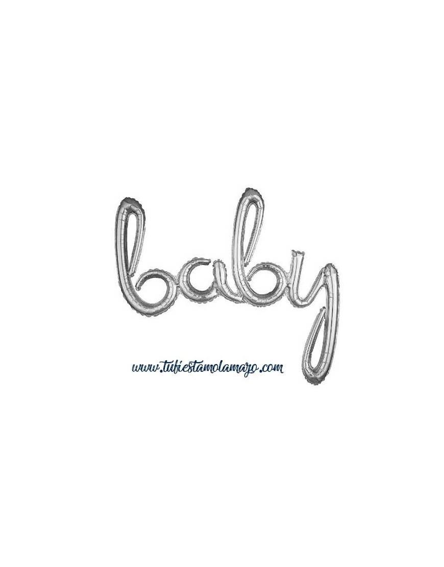 Globos foil  baby