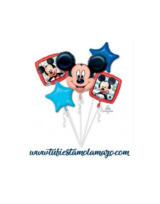 Pack Helio Maxi Globos de Mickey