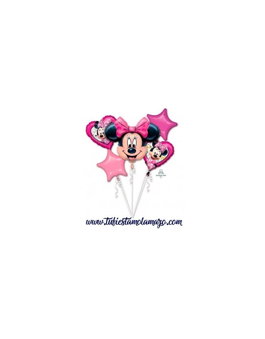 Globos Minnie