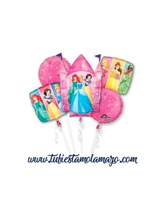 Globos de princesa