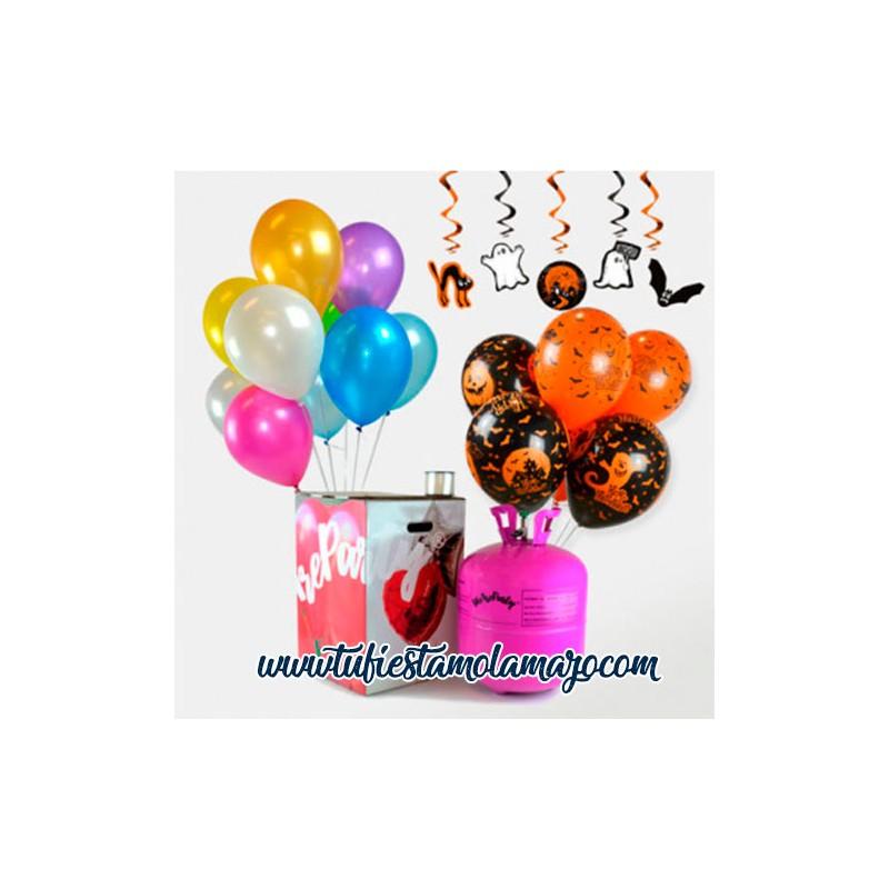 Pack halloween globos