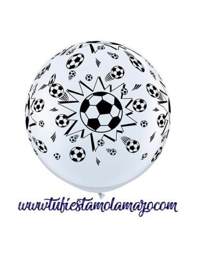 Globos gigantes de 3FT Fútbol