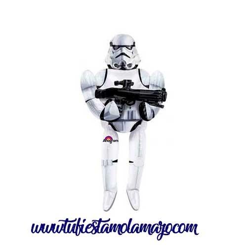 Globos de foil Storm Trooper 177cm