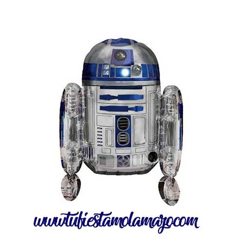 Globos Foil Supershape R2D2