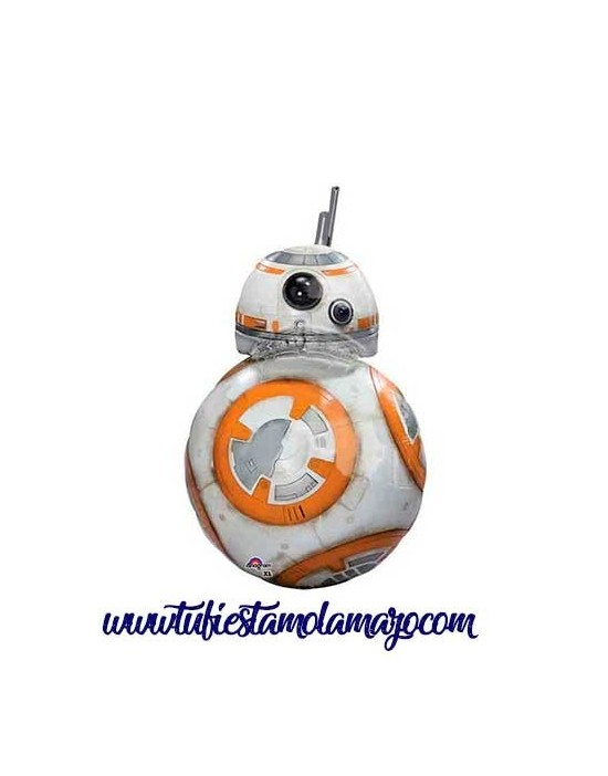Globos de Star Wars BB-8