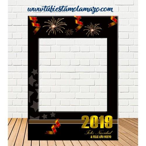 Marco Año nuevo
