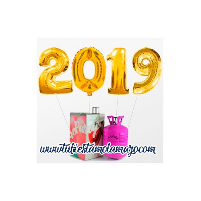 Pack helio 2019 Oro