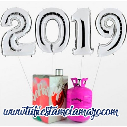 Pack Mini Feliz 2019 Plata